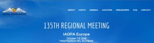 IAOPA 135th Regional Meeting